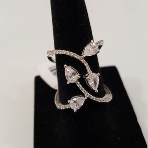 Sterling Silver Bella Luce Ring